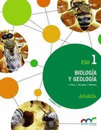BIOLOGIA Y GEOLOGIA 1º ESO MEC (TRIMESTRAL) 2015