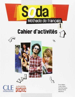 SODA 1ºBACH. CAHIER D ACTIVITES