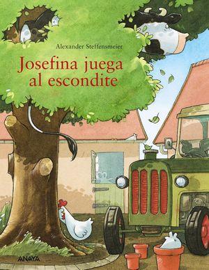 JOSEFINA JUEGA AL ESCONDITE