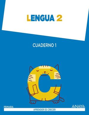 LENGUA 2. CUADERNO 1.