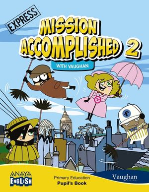 MISSION ACCOMPLISHED 2. MEC (PACK STD+ACTIVITY BOOK)