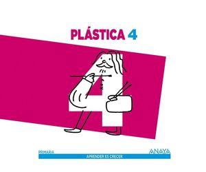 CUADERNO PLASTICA 4º EP MEC EDIC.2015