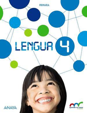 LENGUA 4º EP APRENDER ES CRECER (2015) +LECTURAS