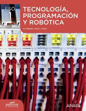 TECNOLOGIA, PROGRAMACION Y ROBOTICA 1.ESO MADRID 2015