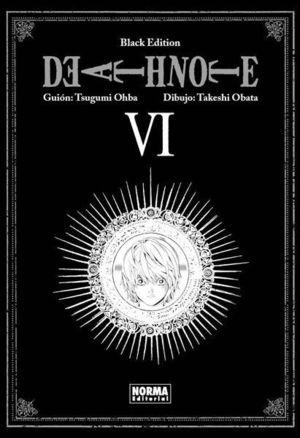 DEATH NOTE, BLACK EDITION 6