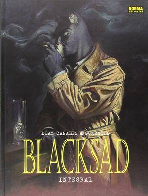 BLACKSAD - EDICION INTEGRAL EN CASTELLANO