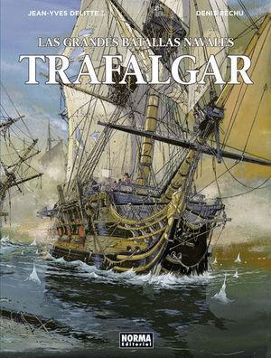 LAS GRANDES BATALLAS NAVALES 01: TRAFALGAR