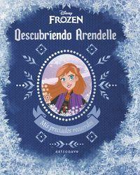 DESCUBRIENDO ARENDELLE (FROZEN)