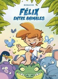 FELIX ENTRE ANIMALES
