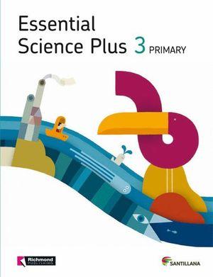 ESSENTIAL SCIENCE PLUS 3 PRIMARY STUDENT'S BOOK