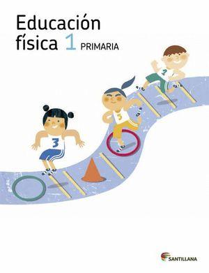 EDUCACION FISICA 1 PRIMARIA