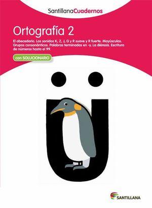 ORTOGRAFIA 2 CON SOLUCIONES 2012