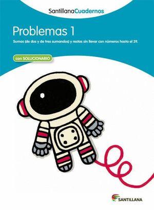 PROBLEMAS 1 CON SOLUCIONES 2012