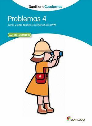 PROBLEMAS 4 CON SOLUCIONES 2012