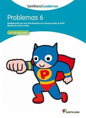 PROBLEMAS 6 CON SOLUCIONES 2012