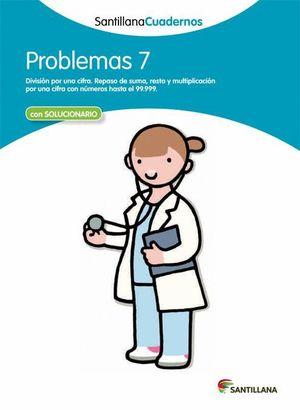 PROBLEMAS 7 CON SOLUCIONES 2012