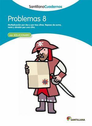 PROBLEMAS 8 CON SOLUCIONES 2012