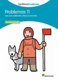 PROBLEMAS 11 CON SOLUCIONES 2012
