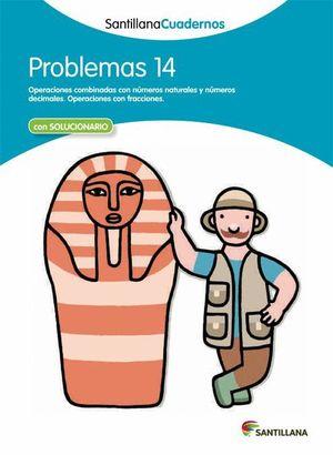 PROBLEMAS 14 CON SOLUCIONES 2012