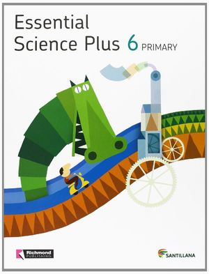 ESSENTIAL SCIENCE PLUS 6º EP STUDENT'S ED13