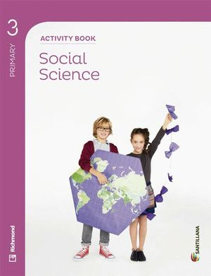 SOCIAL SCIENCE 3 PRIMARY ACTIVITY BOOK