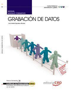 GRABACION DE DATOS CERTIFICADOS DE PROFESIONALIDAD