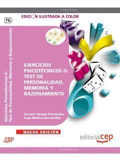 EJERCICIOS PSICOTECNICOS II TEST DE PERSONALIDAD MEMORIA Y RAZONA