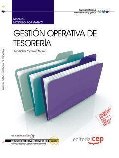 GESTION OPERATIVA DE TESORERIA CERTIFICADOS DE PROFESIONA