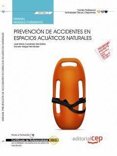PREVENCION DE ACCIDENTES EN ESPACIOS ACUATICOS NATURALES