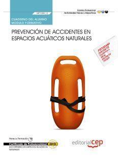 CUADERNO DEL ALUMNO PREVENCION DE ACCIDENTES EN ESPACIOS ACUATICO