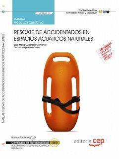 RESCATE DE ACCIDENTADOS EN ESPACIOS ACUATICOS NATURALES