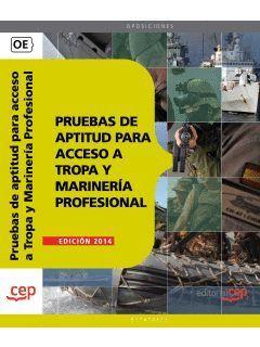 PRUEBAS DE APTITUD PARA EL ACCESO A TROPA Y MARINERIA 2014