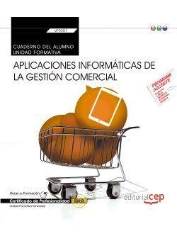 CUADERNO DEL ALUMNO. APLICACIONES INFORMÁTICAS DE LA GESTIÓN COMERCIAL (TRANSVER