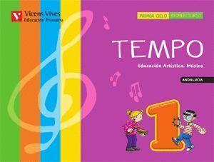 TEMPO 1 EP (+CD) ANDALUCIA