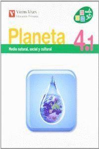 PLANETA 4 ANDALUCIA (4.1-4.2-4.3)