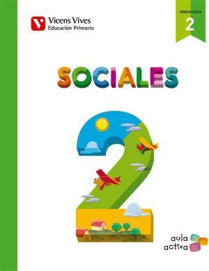 SOCIALES 2 ANDALUCIA (AULA ACTIVA)