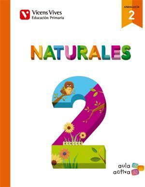 NATURALES 2 ANDALUCIA (AULA ACTIVA)