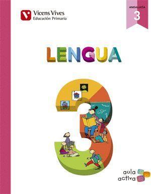 LENGUA 3 (3.1-3.2-3.3) AULA ACTIVA ANDALUCIA