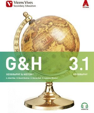 GEOGRAPHY AND HISTORY 3ºESO 3.1/3.2 +CD 15