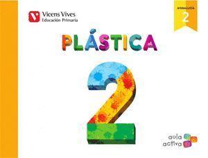PLASTICA 2 ANDALUCIA (AULA ACTIVA)