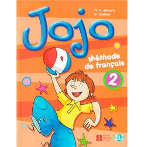 JOJO LIVRE D'ELEVE 2+CD ANDALUCIA
