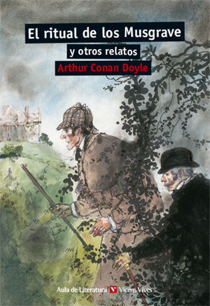 EL RITUAL DE LOS MUSGRAVE Y OTROS RELATOS