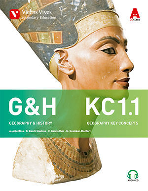 G&H - GEOGRAPHY & HISTORY 1º ESO KEY CONCEPTS 2017