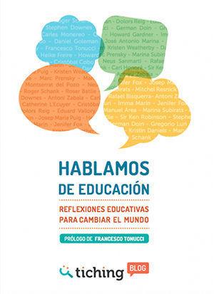 HABLAMOS DE EDUCACION
