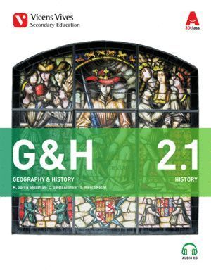 G&H 2 (2.1-2.2 GEO-2.2 HIST)+3CD'S ANDALUCIA