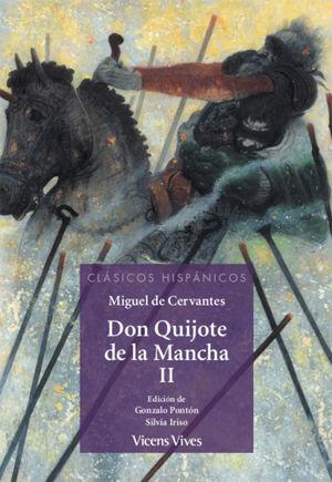 DON QUIJOTE DE LA MANCHA -PARTE 2