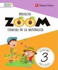 CIENCIAS DE LA NATURALEZA 3ºEP ANDALUCIA (ZOOM)