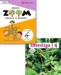CIENCIAS NATURALES 4 AND+INVESTIGA (ZOOM)