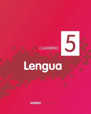 CUADERNO DE LENGUA 5