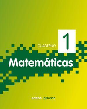 CUADERNO MATEMATICAS 1 PIXEL (1º EP)